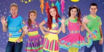 The Hi-5 House of Dreams tour comes to Fountain Gate.